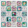 Good Kitty Free Quilt Pattern