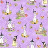 Maywood Studio Spellcaster's Garden Little Witches Purple