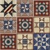 3 Wishes Fabric Patriotic Summer Quilts