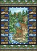 Mosaic Forest Free Quilt Pattern
