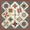 Little House on the Prairie® - Ma and Pa Free Quilt Pattern