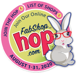 Fab Shop Hop August 2020 Bunny