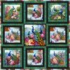 Exotica Free Quilt Pattern