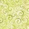 Benartex Swirling Splendor 108 Inch Backing Moss Green