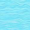 Clothworks Sea Goddess Basic Wave Light Blue