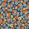Maywood Studio Carnaby Street Little Flowers Navy/Teal