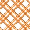 Maywood Studio Kimberbell Basics Diagonal Plaid Orange