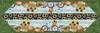 Country Road Market Table Runner Free Quilt Pattern