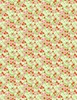 Wilmington Prints Fleurette Ditsy Floral Green