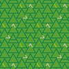 Windham Fabrics Good Vibes Only Triangle Shamrock