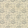 Moda Jo's Shirtings Floral Glory Parchment/Charcoal