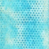 Anthology Fabrics Pop Dot Batik Ocean