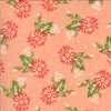 Moda Happy Days Carnation Peach