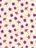 Wilmington Prints Floral Serenade Small Floral Cream