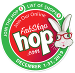 December 2019 Shop Hop Bunny