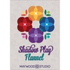 Maywood Studio Shadow Play Flannel Color Card