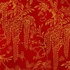 Robert Kaufman Fabrics Imperial Butterfly Floral Red