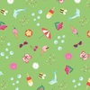 Lewis and Irene Fabrics Whatever The Weather (Summer) Green