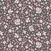 Windham Fabrics Colette Scattered Bloom Charcoal