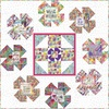 Sip and Snip Free Quilt Pattern