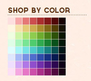 Shop By Color at Bear Creek Quilting Company