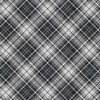 Windham Fabrics Gina Diagonal Plaid Black