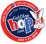 July 2019 Shop Hop Bunny