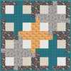 Mama and Me - Plus Size Free Quilt Pattern