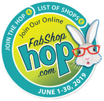 June 2019 Shop Hop Bunny