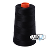Aurifil Thread Black Large Cone