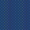 Andover Fabrics Rainbow Sprinkles Rainbow Swiss Dot Navy