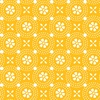 Maywood Studio Kimberbell Basics Dotted Circles Yellow