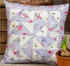 Grandma's Garden Free Cushion Pattern