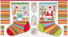 Andover Fabrics Festive Stocking Panel
