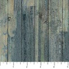 Northcott Outdoor Adventures Flannel Distressed Wood Teal