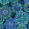 Studio E Fabrics Woodland Wonders Medallion Navy