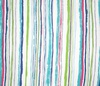 Northcott Banyan Batiks Boho Beach Multi Striped Green