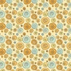 Windham Fabrics Road Trippin Doodle Dot Ochre