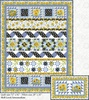 My Sunflower Garden Free Quilt Pattern