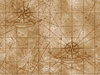 Blank Quilting Unknown Voyage Map Background