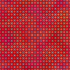 In The Beginning Fabrics Unusual Garden II Dots Red