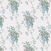 Camelot Fabrics The Wisteria Collection Wisteria Blooms Beige