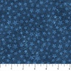 Northcott Stonehenge Stars and Stripes Flannel Stars Blue