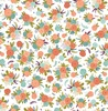 Quilting Treasures Scenic Route Floral White