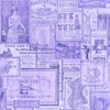 Quilting Treasures Tailor Made Vintage Patches Lilac