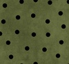 Maywood Studio Most Wonderful Time Flannel Big Dots Green/Black