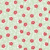 Riley Blake Designs May Belle Floral Green