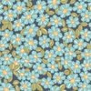 Maywood Studio Sunlit Blooms Packed Daisy Navy