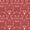 Lewis and Irene Fabrics Michaelmas Red Mono Floral