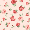 Andover Fabrics Symphony Flowers Pink